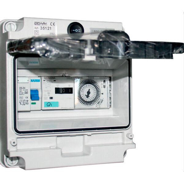 Cuadro eléctrico PQS