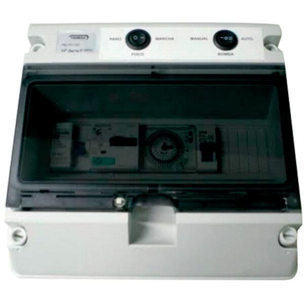 Cuadro eléctrico + Transformador para lámpara led PQS