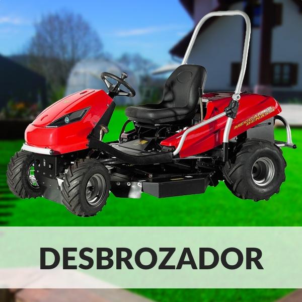 tractor desbrozador