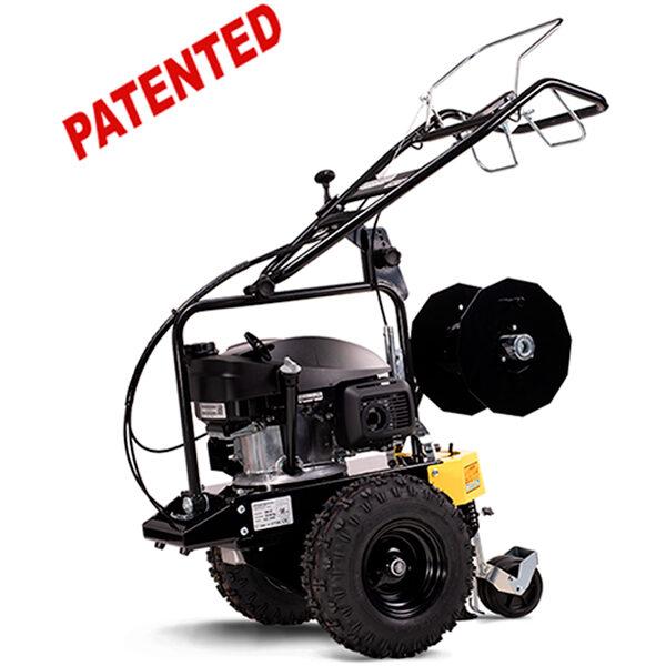 Desbrozadora de ruedas Ecotech DW 45