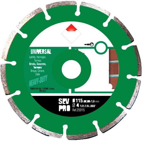 Diamantklinge Rubi SEV 115 PRO