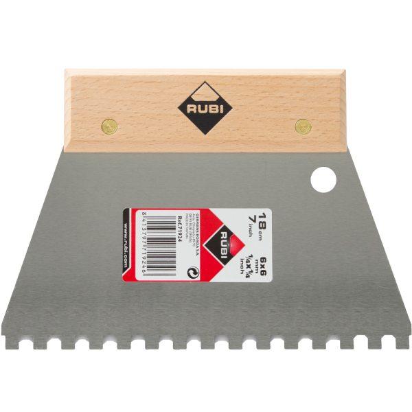18cm Steel Spatula-Comb