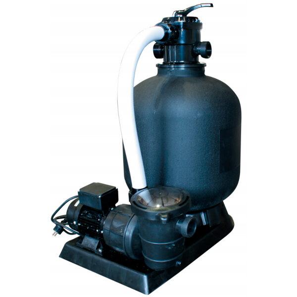 Filtro compacto Termoplástico PQS