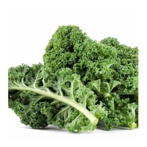 Grünkohlkohlpflanze