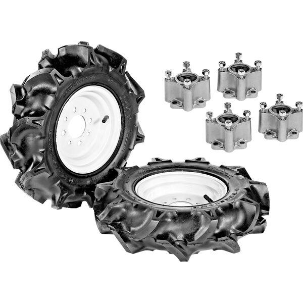Kit ruedas gemelas Grillo CL 75