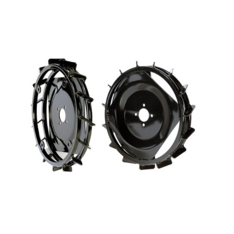 Ruedas metálicas para motoazada Bertolini 205S