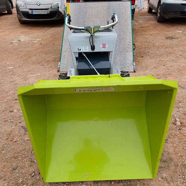 Minidumper Truxta articulado 4x4