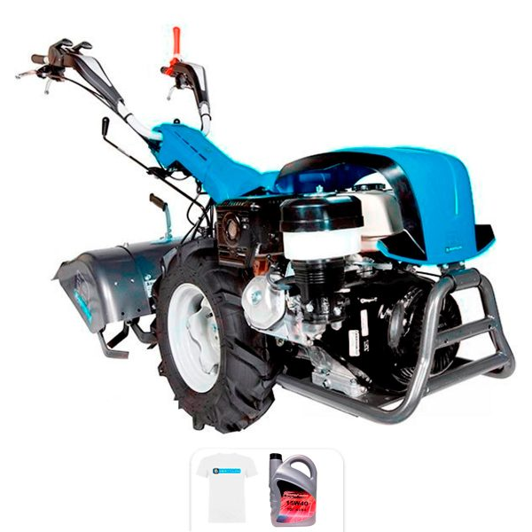 Motocultor Bertolini 413s Gasolina motor Emak 8,4 HP