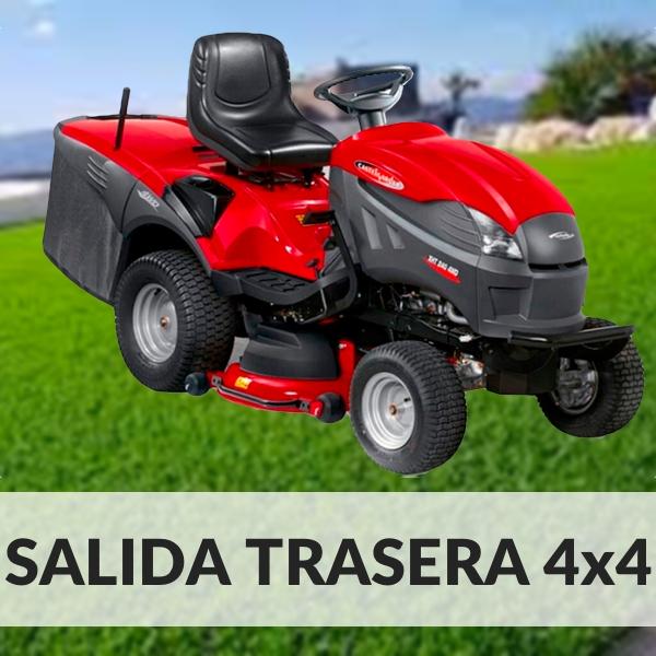 Salida Trasera 4x4