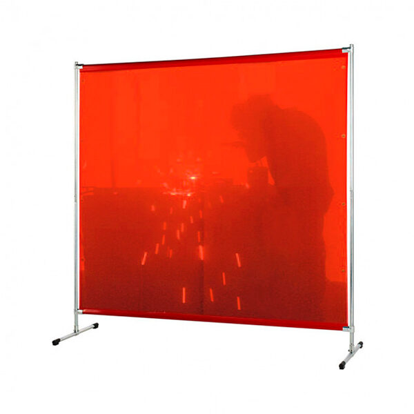 Panel Soldadura Rojo SOLTER 1800*1800