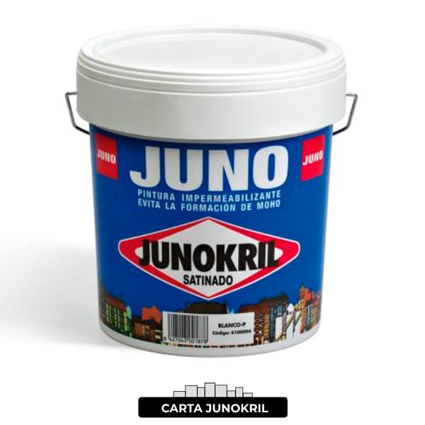 Pintura de Fachada Juno JUNOKRIL Satinado