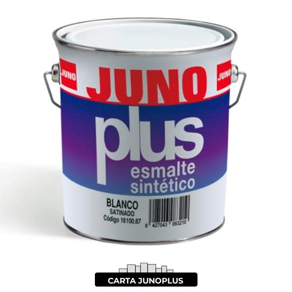 Peinture émail Juno JUNOPLUS Brillant Lettre Junoplus