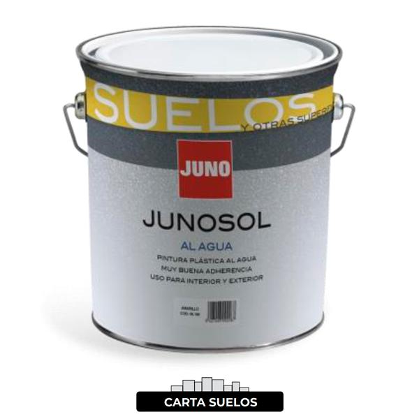 Pintura para suelos e instalaciones deportivas JUNOSOL