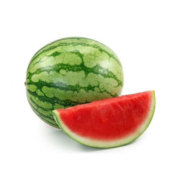 Runde Wassermelonenpflanze ohne Samen gepfropft (benötigt Bestäuber)