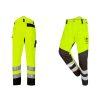 Pantalón Anticorte Visibilidad Amarillo Clase 1 ANOVA