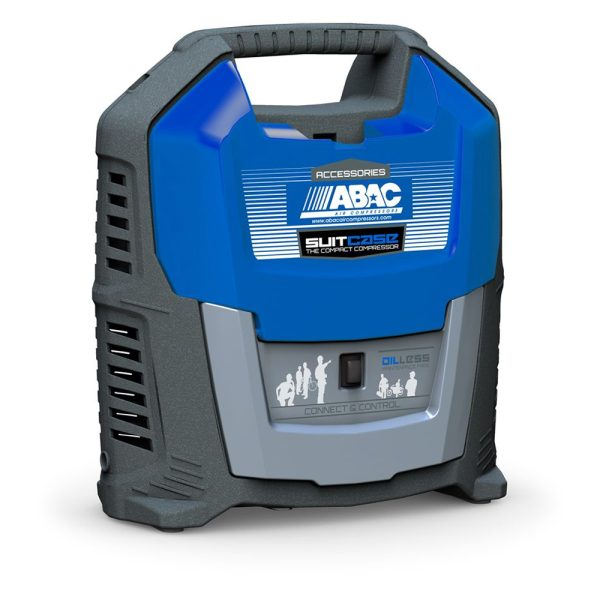 Compresor de aire Abac SUITCASE 0