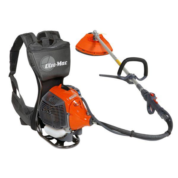 Desbrozadora mochila Oleo Mac BCF 550