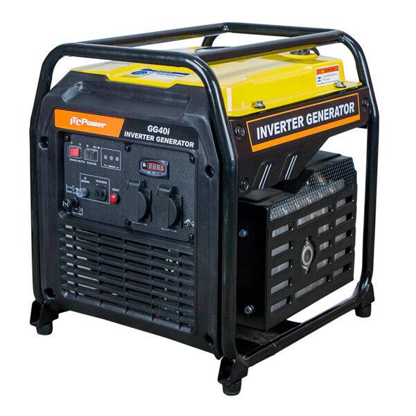 Generador Eléctrico Inverter ITC Power GG40I de Gasolina 3800W