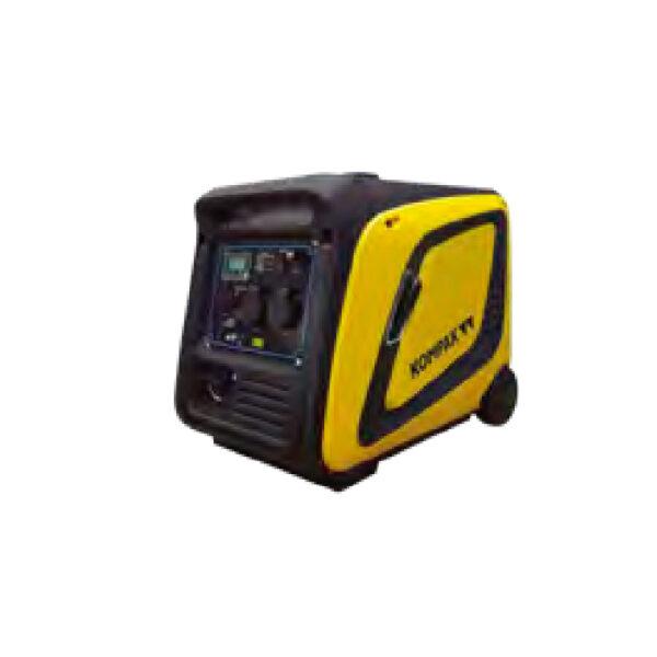 Generador eléctrico inverter 3900 W Kompak KGG39Ei-ATS
