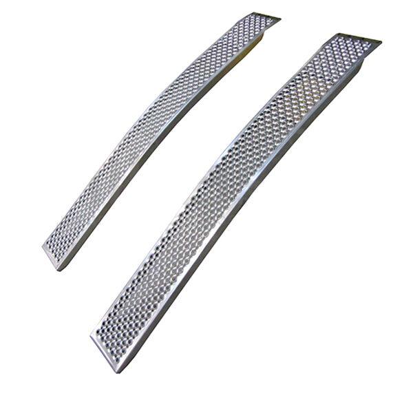 Satz Aluminiumrampen bis 400 kg