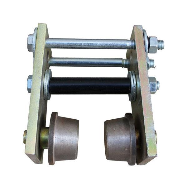 Befestigungssystem für IPN / IPE-Träger Doppel-T-Bügel