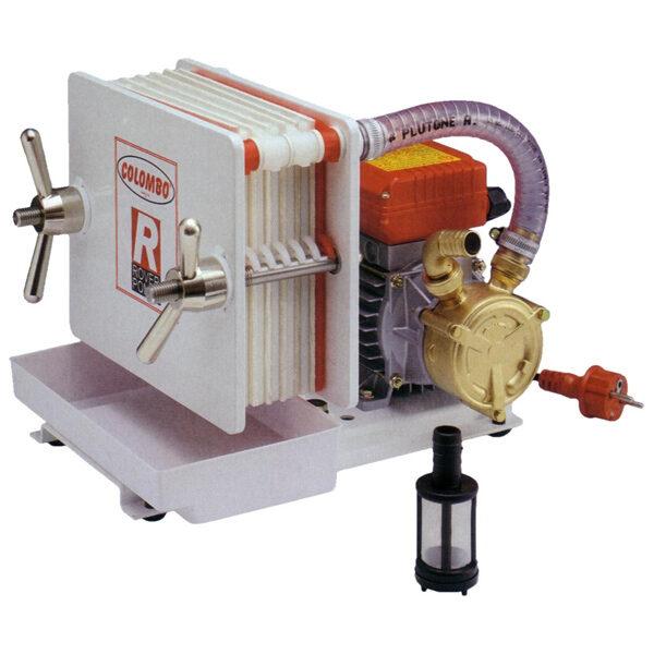Rover Pompe Colombo automatische Filterpresse