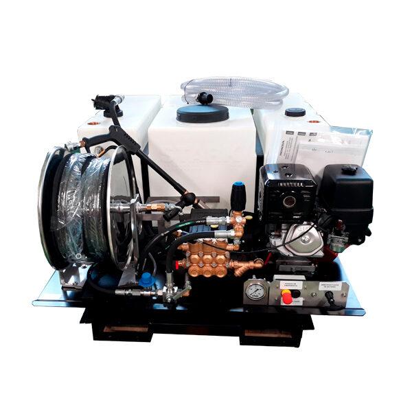 STARK EQCIWS1630 H AE DP autonomer Benzin-Hochdruckreiniger, Honda GX270-Motor