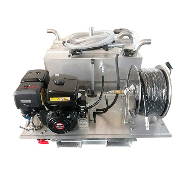 Hidrolimpiadora autónoma gasolina STARK EQCIWS202 L AE DI motor Honda GX270