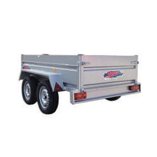 Remolque Yunque R.CRF-755 3100X150X480 tandem 750 Kg