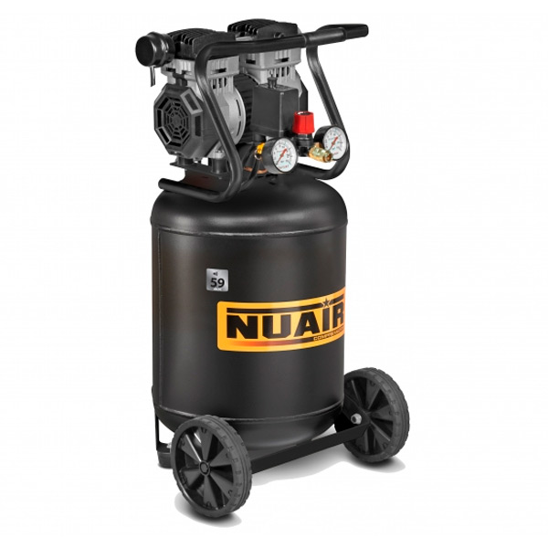 Compresor de aire Nuair SILTEK 1.3/50V Nuair