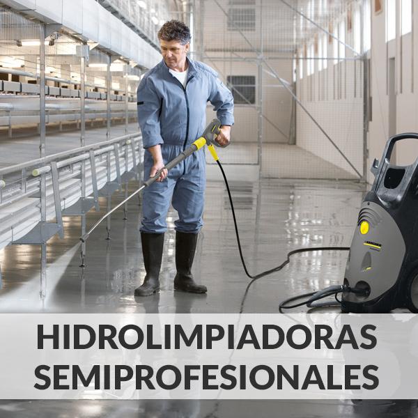 Hidrolimpiadoras Semiprofesionales