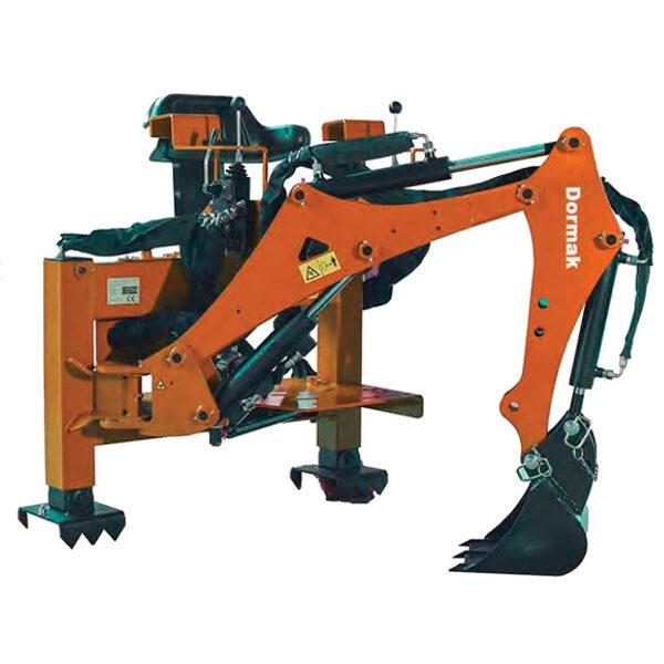 Mini-Excavadora Dormak DK 1200 S