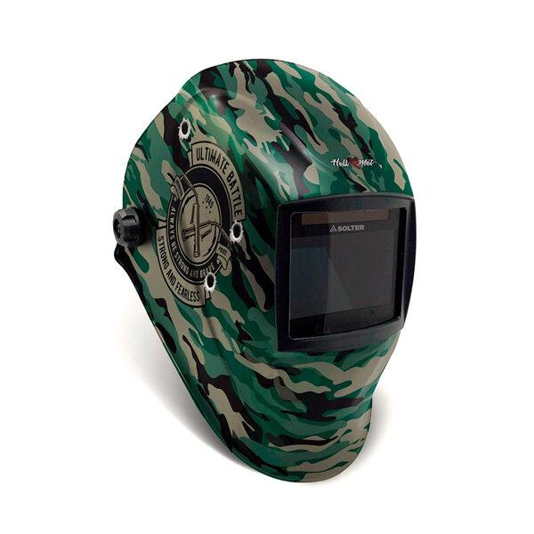 Masque de soudage Solter Helmet ARMY