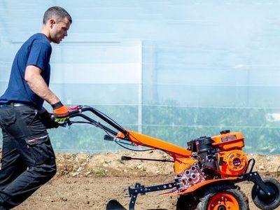 Maquina agrícola intermaquinas