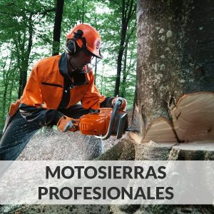 motosierras profesionales